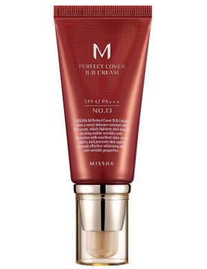 MISSHA Krem BB Perfect Cover BB Cream SPF42 PA+++ 50ml