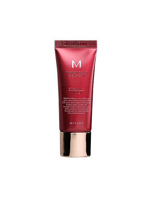 MISSHA Krem BB Perfect Cover BB Cream SPF42 PA+++ 20ml
