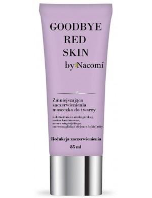 Nacomi Maseczka do twarzy zmniejszająca zaczerwienienia Goodbye Red Skin