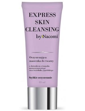 Nacomi Oczyszczająca maseczka do twarzy Express Skin Cleasing