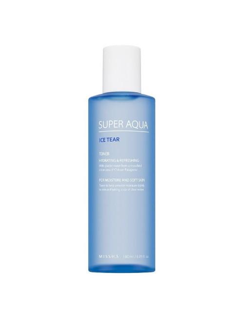 MISSHA Super Aqua Ice Tear Toner- Nawilżający tonik do twarzy