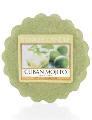 YANKEE CANDLE Wosk zapachowy Cuban Mojito