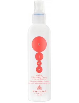 KALLOS Spray do włosów zwiększający objętość Volumizing Spray