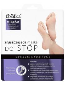 L'botica Złuszczające skarpetki - maska do stóp