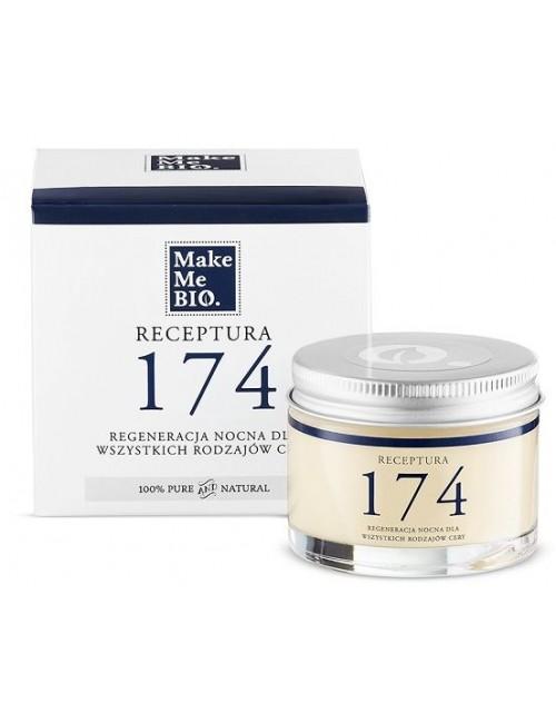 Regenerujący krem do twarzy Receptura 174 - Make Me Bio