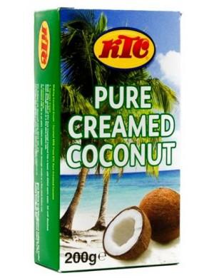 100% krem kokosowy - mleczko kokosowe - KTC