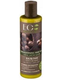 ECOLAB Odżywka - balsam wzmacniający na objętość i porost włosów 50ml