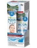 Nawilżający Aqua - krem do twarzy z wodą termalną i żeń-szeniem - Fitokosmetik