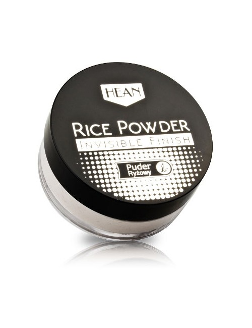 Puder ryżowy - HEAN Rice Powder Invisible Finish