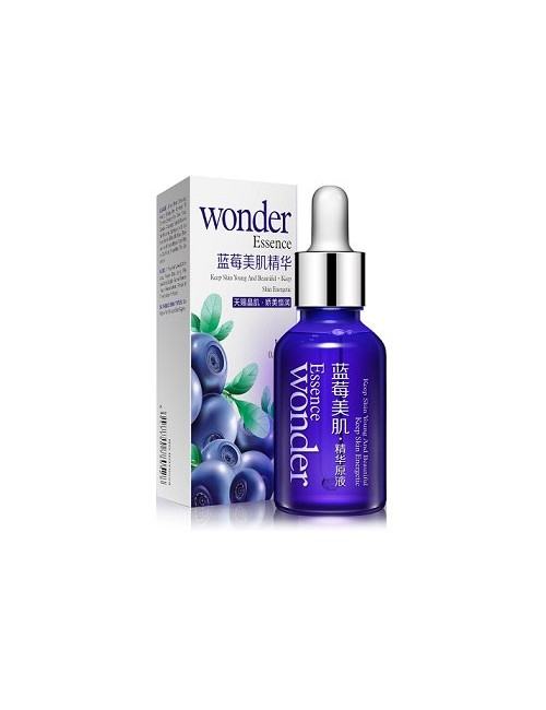 Serum borówkowe do twarzy - BIOAQUA Serum Wonder Essence