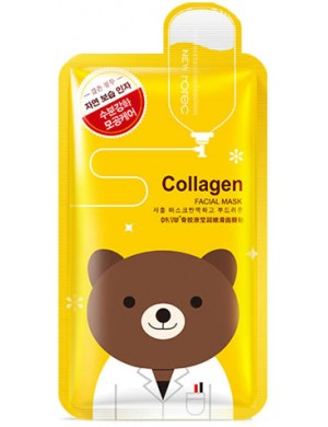 Kolagenowa maska w płachcie - ROREC Collagen Facial Mask