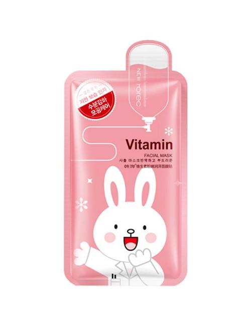 Witaminowa maska w płachcie - ROREC Vitamin Facial Mask