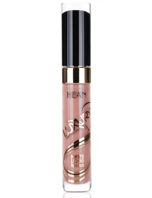 HEAN Matowa szminka w płynie Luxury Matte Non Transfer - 02 Tiramisu