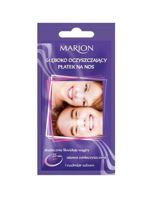Marion Głęboko oczyszczający płatek na nos