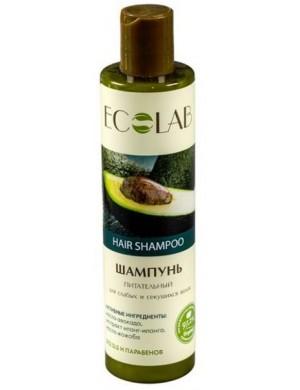 ECOLAB Wzmacniający szampon do włosów łamliwych i osłabionych