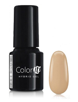 Silcare Lakier hybrydowy  Color IT Premium Nr 1240