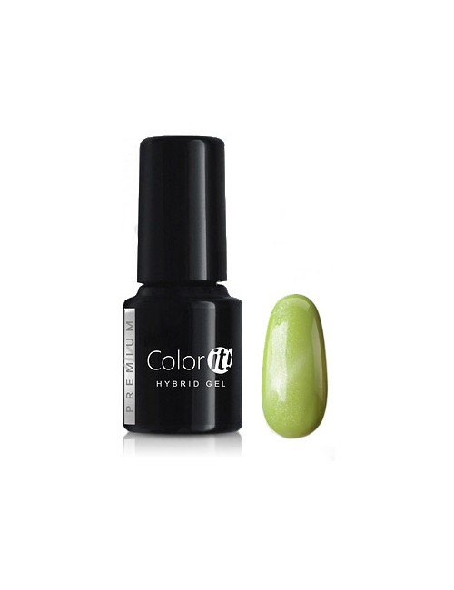 Silcare Lakier hybrydowy Color IT Premium Nr 1590