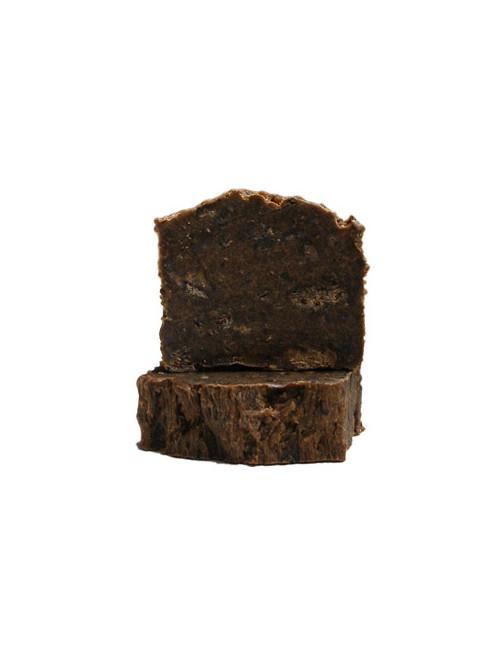 Naturalne czarne mydło afrykańskie