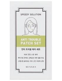 MISSHA Plasterki na wypryski - Speedy Solution Anti Trouble Patch