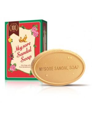 Mydło sandałowe do twarzy i ciała - Mysore Sandal Soap