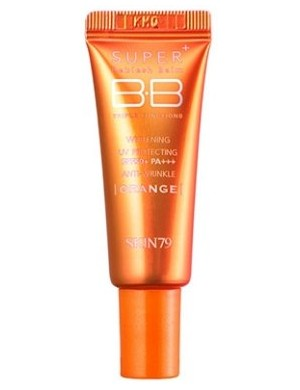 SKIN79 Super+ Beblesh Balm Orange Mini - Krem BB z filtrem SPF 50 PA+++