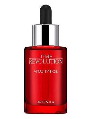 MISSHA Serum do twarzy z olejkami - Time Revolution Vitality Oil