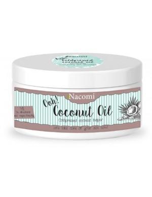 Olej kokosowy nierafinowany - Nacomi