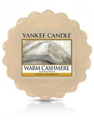YANKEE CANDLE Wosk zapachowy Warm Cashmere