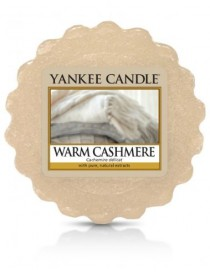 YANKEE CANDLE Wosk zapachowy Warm Cashmere