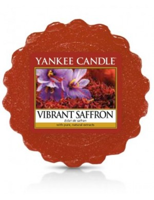 YANKEE CANDLE Wosk zapachowy Vibrant Saffron
