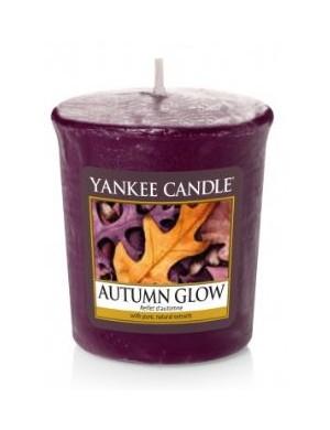YANKEE CANDLE Świeca zapachowa - sampler - Autumn Glow