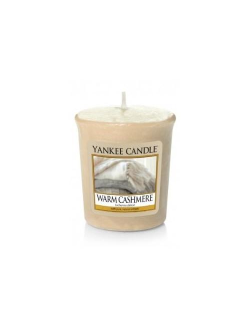 YANKEE CANDLE Świeca zapachowa - sampler - Warm Cashmere