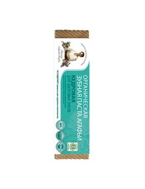 Cedrowa pasta do zębów wzmacniająca szkliwo - Receptury Babuszki Agafii