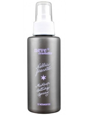 Neve Cosmetics Spray do utrwalania makijażu - fixer - Nebbia