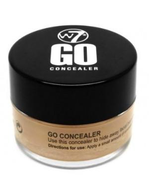 W7 Kamuflaż do konturowania twarzy GO Concealer