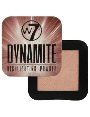 W7 Dynamite Rozświetlacz do twarzy - Super Nova