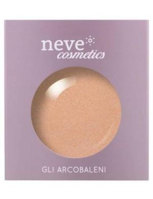 Neve Cosmetics Mineralny cień do powiek i rozświetlacz - Peaches & Cream