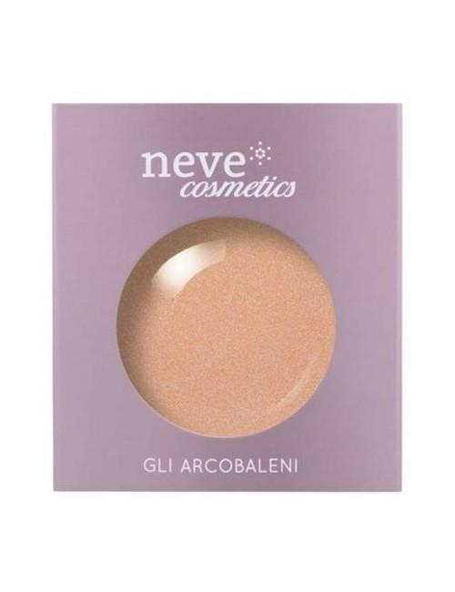 Neve Cosmetics Mineralny cień do powiek i rozświetlacz - Peach & Cream