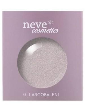 Neve Cosmetics Mineralny srebrny cień do powiek - Lithum