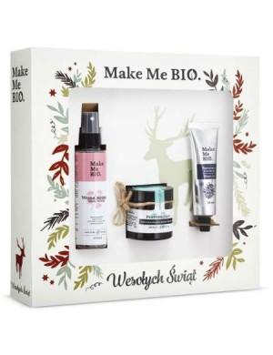 Make Me Bio Zestaw kosmetyków do twarzy Featherlight