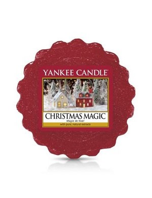 Yankee Candle Wosk zapachowy Christmas Magic