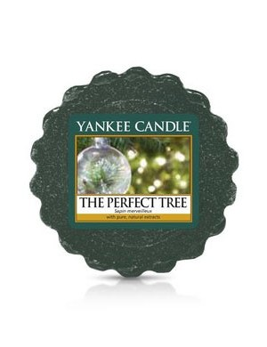 Yankee Candle Wosk zapachowy The Perfect Tree