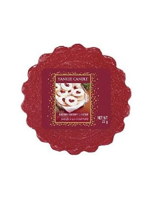 Yankee Candle Wosk zapachowy Merry Berry Linzer