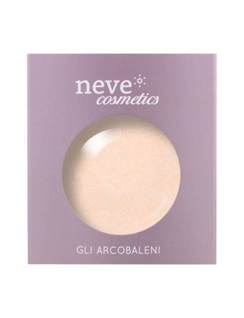 Neve Cosmetics Mineralny prasowany puder rozświetlający Plastic