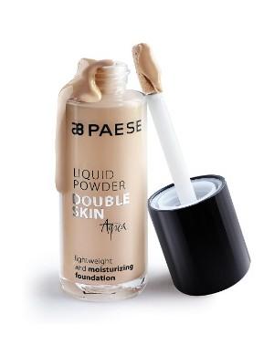PAESE Podkład do cery suchej Liquid Powder Double Skin Aqua