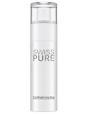 Swiss Pure Rozświetlające serum wyrównujące koloryt skóry Even Brightening Serum