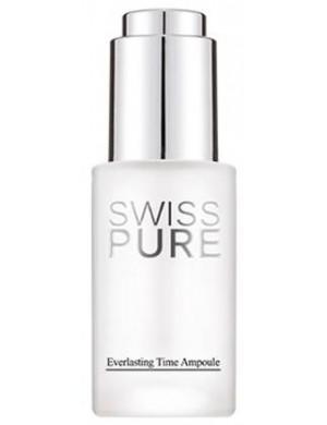 Swiss Pure Ampułka wzmacniająco – nawilżająca do twarzy Everlasting Time Ampoule