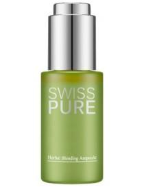 Swiss Pure Ziołowa ampułka poprawiająca kondycję skóry Herbal Blending Ampoule