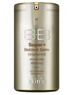 SKIN79 Gold Super+ Beblesh Balm Triple Functions - Krem BB z filtrem SPF30 PA++