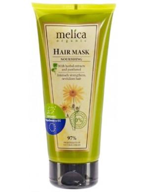 Melica Odżywcza maska do włosów z ekstraktami roślinnymi i pantenolem